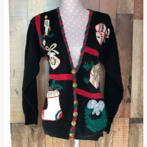 Sweaters - Vintage ugly Christmas sweater